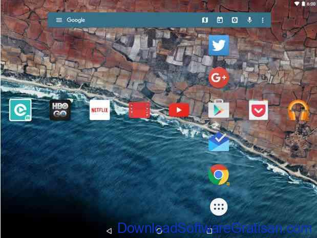 Aplikasi Gratis Android yang Berguna dan Bermanfaat Action Launcher 3