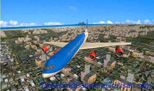 Game Simulator Pesawat Terbaik untuk Android Airplane Pilot Simulator 3D