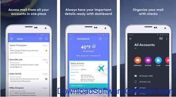 Aplikasi Gratis Android yang Berguna dan Bermanfaat Alto Mail Organize Your Email