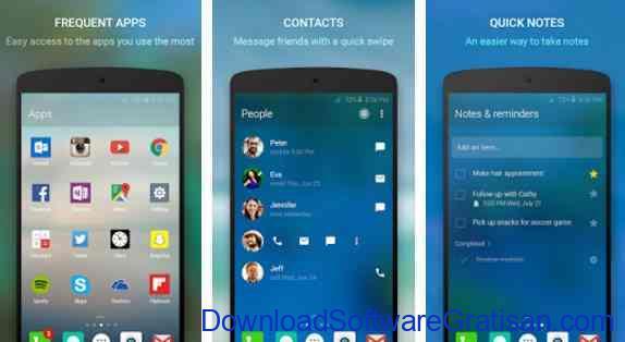 Aplikasi Gratis Android yang Berguna dan Bermanfaat Arrow Launcher