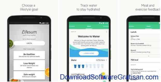 Aplikasi Gratis Android yang Berguna dan Bermanfaat Lifesum - The Health Movement