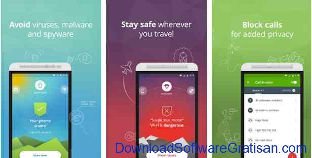 Aplikasi Gratis Android yang Berguna dan Bermanfaat Mobile Security & Antivirus