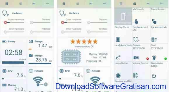 Aplikasi Gratis Android yang Berguna dan Bermanfaat Phone Doctor Plus