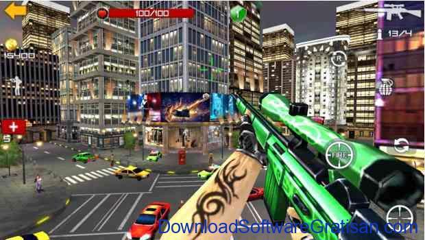 Sniper Killer 3D Ⅱ