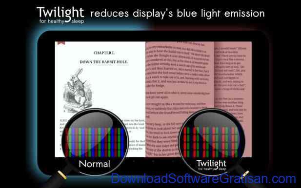 Aplikasi Gratis Android yang Berguna dan Bermanfaat Twilight