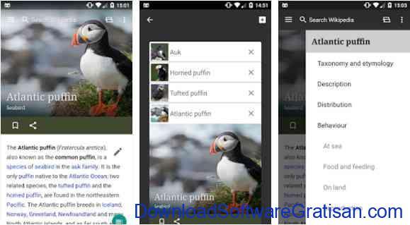Aplikasi Gratis Android yang Berguna dan Bermanfaat Wikipedia