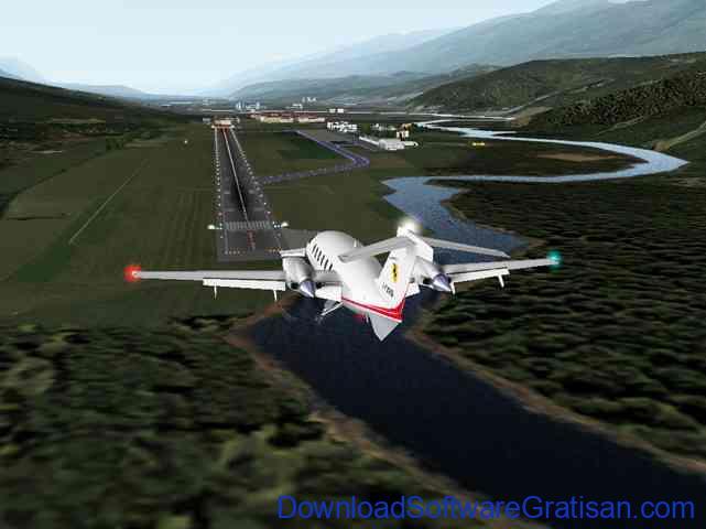 Game Simulator Pesawat Terbaik untuk Android X-Plane 9