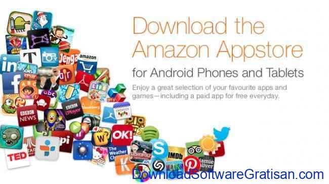 Aplikasi Gratis Android yang Berguna dan Bermanfaat amazon appstore