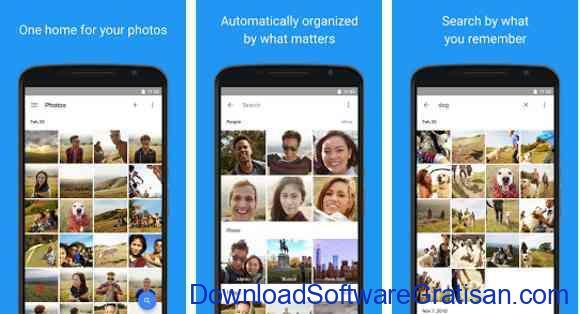 Aplikasi Gratis Android yang Berguna dan Bermanfaat google photos