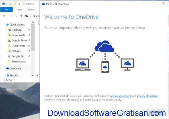 windows 10 backup-onedrive