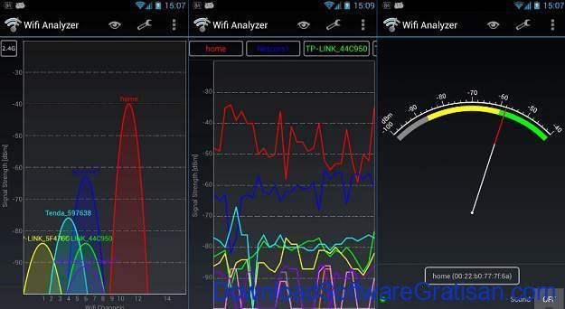 aplikas penguat wifi gratis terbaik android wifi analyzer