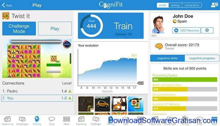 CogniFit Brain Fitness