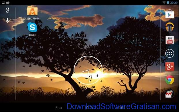Live Wallpapers Android Gratis Terbaik Falling Leaves Live Wallpaper