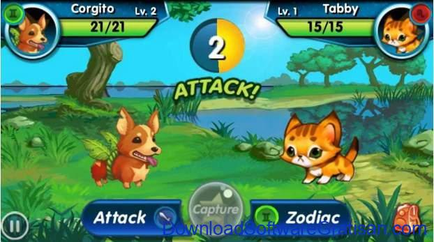 Game Alternatif  Pokemon untuk Android Monster Galaxy
