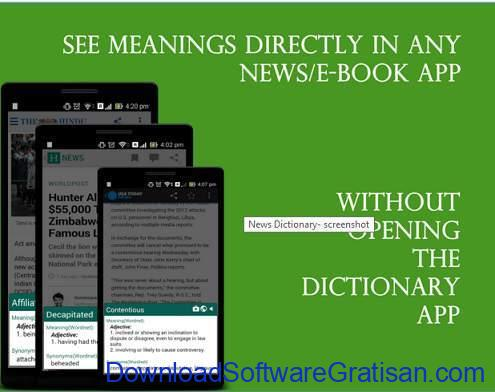 News Dictionary