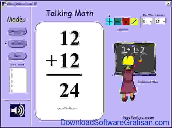 PapatSoftware TalkingMath