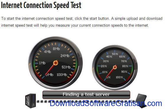 Situs Tes Kecepatan Internet Online Terbaik TestMySpeed