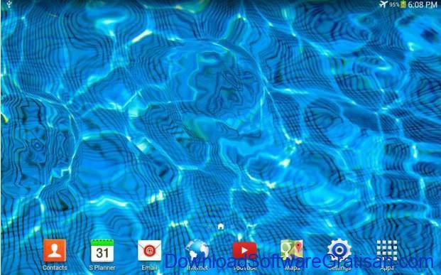 Live Wallpapers Android Gratis Terbaik Water Drop Live Wallpaper