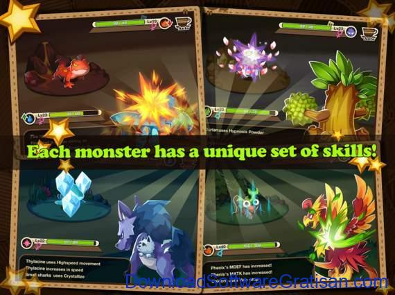 Game Alternatif  Pokemon untuk Android haypi monster