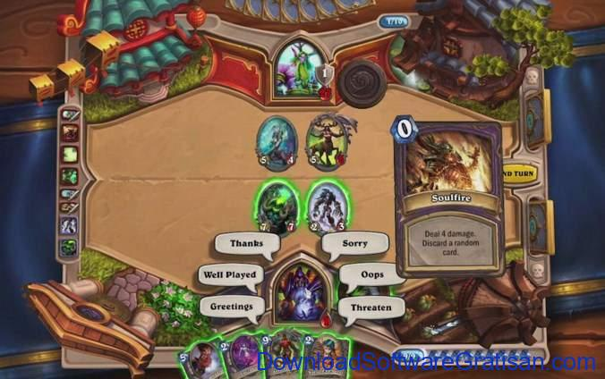 Game Alternatif  Pokemon untuk Android hearthstone