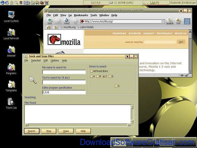 sistem operasi eComStation