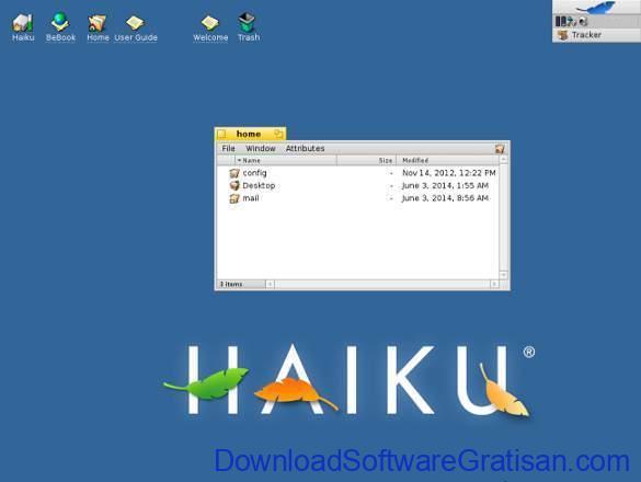sistem operasi haiku