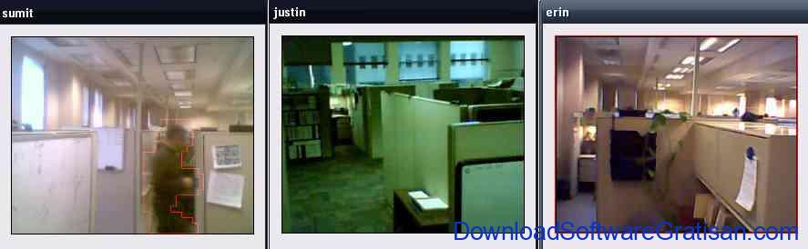 Aplikasi Kamera CCTV Rear View Mirror