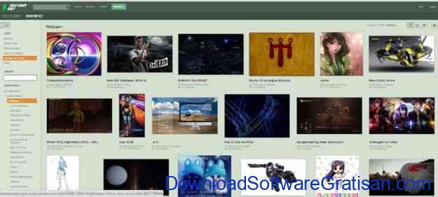 Situs Download Wallpaper Hd Keren Untuk Laptop Devianart