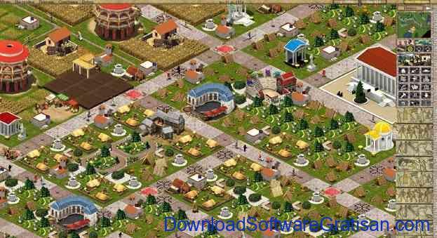 game membangun kota cesaria