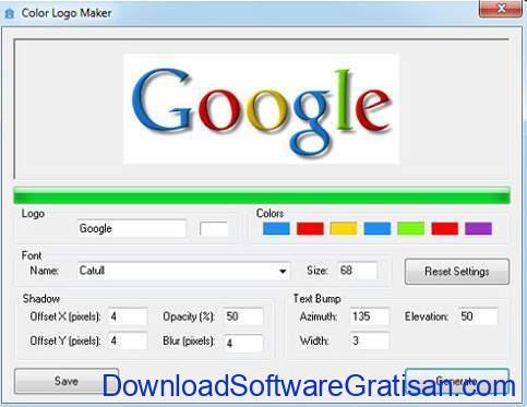 Aplikasi Pembuat Logo Gratis Terbaik Color Logo Maker