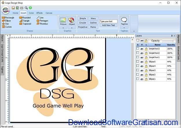 Aplikasi Pembuat Logo Gratis Terbaik Logo Design Shop