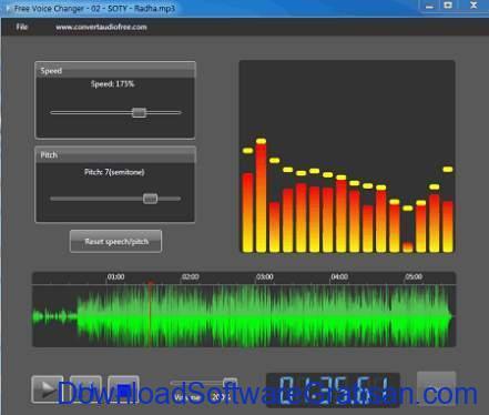 Aplikasi Pengubah Suara Free Voice Changer 2