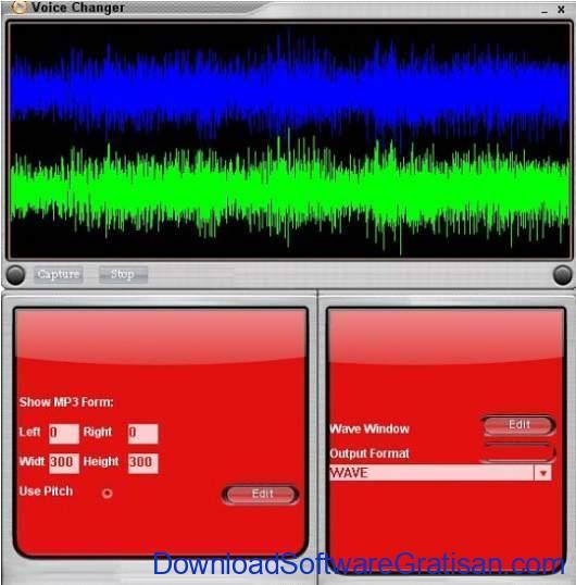 Aplikasi Pengubah Suara Voice Changer