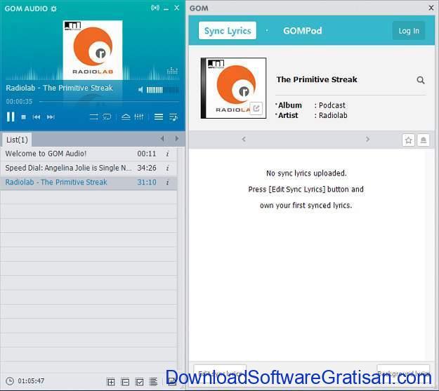 aplikasi-radio-online-gom-audio