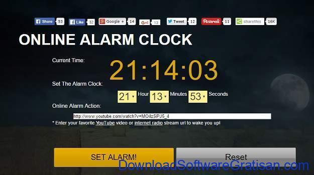 Situs Jam Alarm Online alarmbuzz