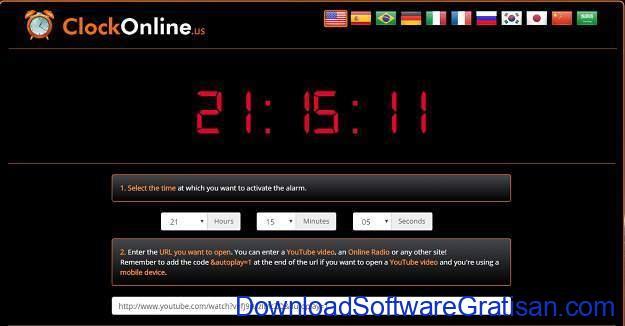 Situs Jam Alarm Online clockonline