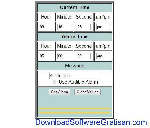 Situs Jam Alarm Online csgnetwork