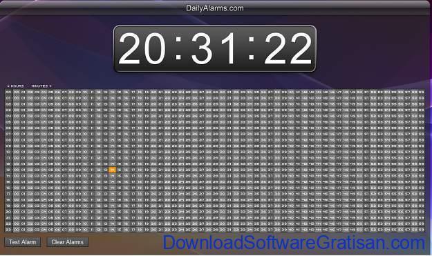 Situs Jam Alarm Online dailyalarms