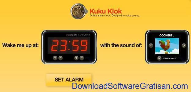 Situs Jam Alarm Online kukuklok