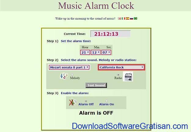 Situs Jam Alarm Online music-alarm-clock