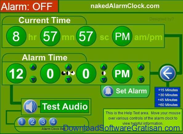 Situs Jam Alarm Online nakedalarmclock