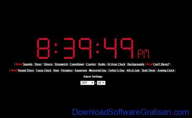 Situs Jam Alarm Online onlineclock