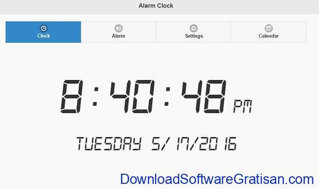 Situs Jam Alarm Online rapidtables