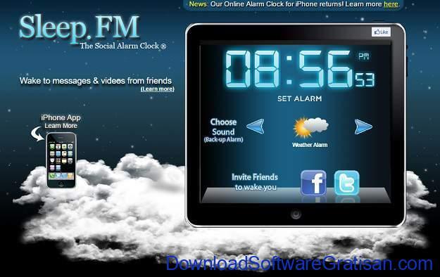 Situs Jam Alarm Online sleepfm