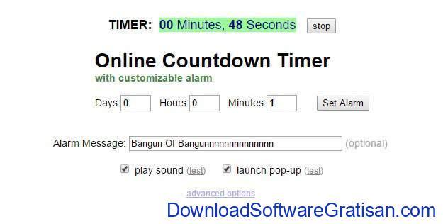 Situs Jam Alarm Online time-ininfo