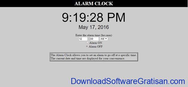 Situs Jam Alarm Online timfick