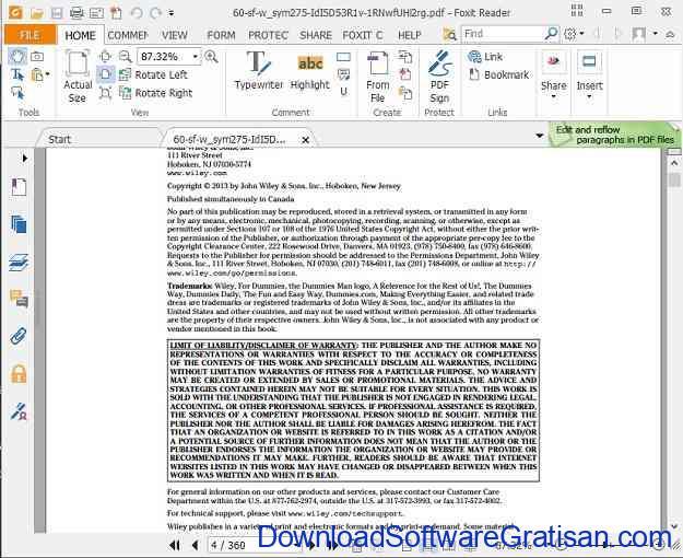 6 Aplikasi untuk Membaca File Dokumen PDF Terbaik Foxit