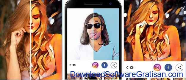 Aplikasi untuk Merubah Foto Menjadi Lukisan Prisma