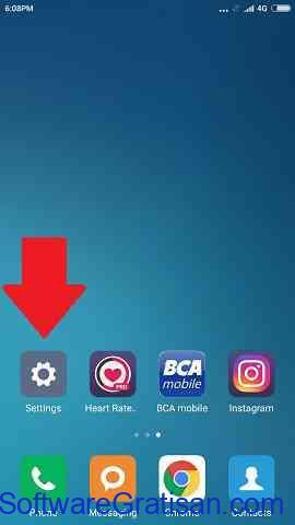 Cara Mematikan Predictive Text Koreksi Otomatis Android Setting On Home