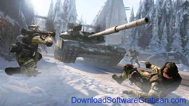 Game Online Free to Play FPS untuk PC WarFace Tank